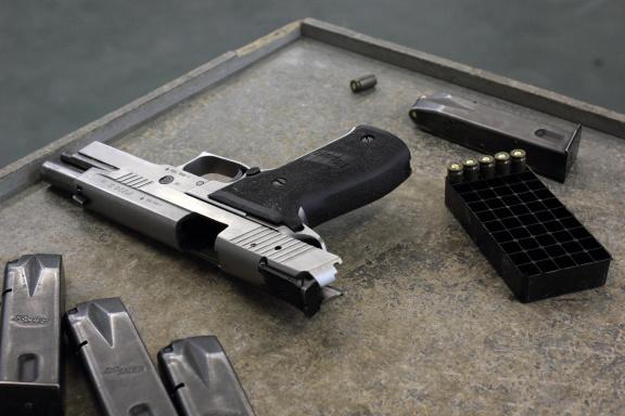 Тяжёлый металл, SIG-Sauer P226 X-Five