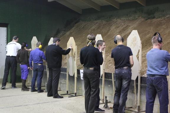 Изучаем мишени, выявляем ошибки в стрельбе